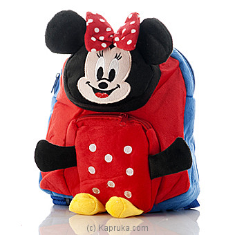 Minnie Mouse Nursery Backpackat Kapruka Online forspecialGifts