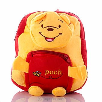 Pooh Bear Nursery Backpackat Kapruka Online forspecialGifts