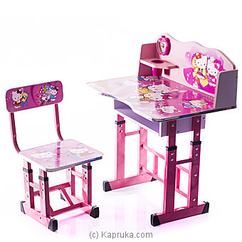 Hello Kitty Kids Study Table at Kapruka Online for specialGifts