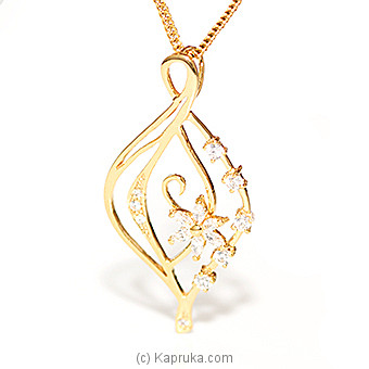 22kt Gold Pendant- P1276/1 at Kapruka Online for specialGifts
