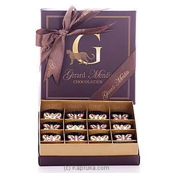 Mix Butterflies 16 Piece Chocolate Box (GMC) at Kapruka Online for specialGifts
