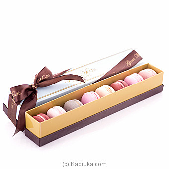 Macarons 8 Pieces (GMC) at Kapruka Online for specialGifts
