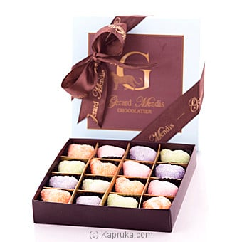 Marzipan Plain 16 Pieces (GMC) at Kapruka Online for specialGifts