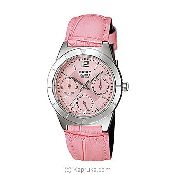 Casio Ladys Enticer Watch (SH 60) at Kapruka Online for specialGifts