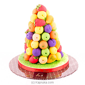 Marzipan Fruit Tree- Large(GMC) at Kapruka Online for specialGifts