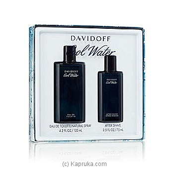 Davidoff Cool Water Gift Set For Him at Kapruka Online for specialGifts