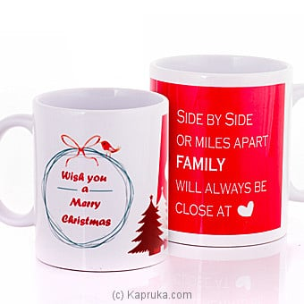 Close At Heart Christmas Mug at Kapruka Online for specialGifts