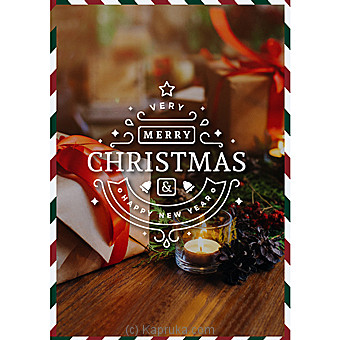Christmas Greeting Cards at Kapruka Online for specialGifts