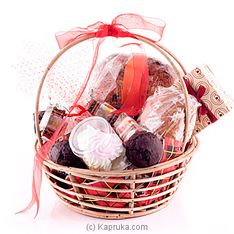 Bread Hamper For Christmas at Kapruka Online for specialGifts