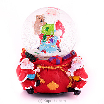 Gifts From Santa Musical Globe at Kapruka Online for specialGifts