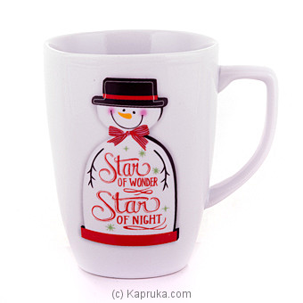 Star Of Wonder Christmas Mug at Kapruka Online for specialGifts