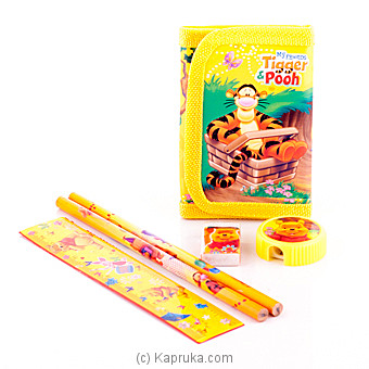 Pooh Kids Stationery Set at Kapruka Online for specialGifts
