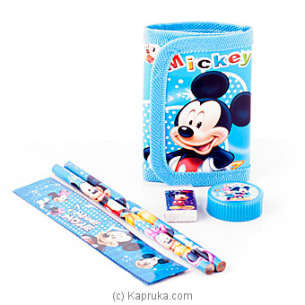 Mickey Mouse Kids Stationery Set at Kapruka Online for specialGifts