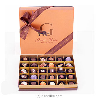 `2018` 30 Piece Box Of Chocolates(GMC) at Kapruka Online for specialGifts