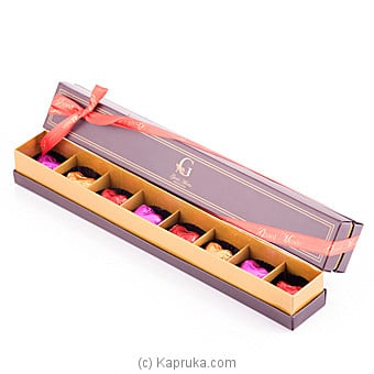 Groovy Kind Of Love 8 Piece Chocolate Box(GMC) at Kapruka Online for specialGifts