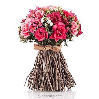 Pink Pearl Bunch Of Roses at Kapruka Online for specialGifts