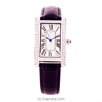 Stone N String Ladies Watch With Crystal Stones at Kapruka Online for specialGifts