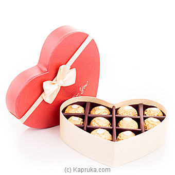 Sweet Kisses With Ferrero Chocolates at Kapruka Online for specialGifts