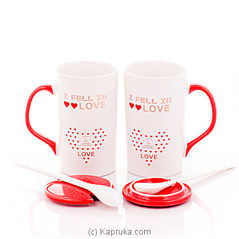 Falling In Love Couple Mug at Kapruka Online for specialGifts