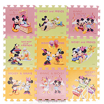 Mickey And Friends Kids Play Mat at Kapruka Online for specialGifts