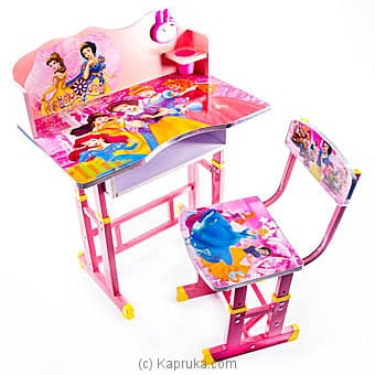 Disney Princess Study Table at Kapruka Online for specialGifts