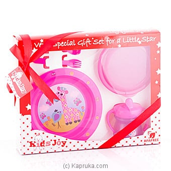 Baby Gift Pack 5 Piece Set - Pink at Kapruka Online for specialGifts
