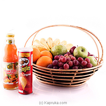 Festival celebration Fruit Basket at Kapruka Online for specialGifts