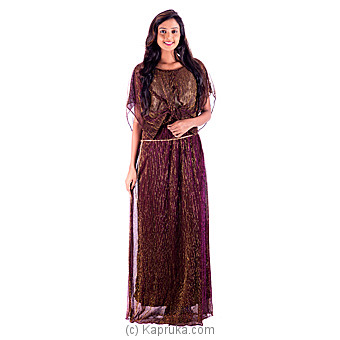 Cleopatra Evening Dress at Kapruka Online