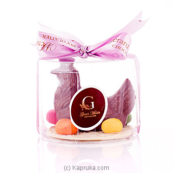 Easter Chocolate Petite Hen- Medium(GMC) at Kapruka Online for specialGifts