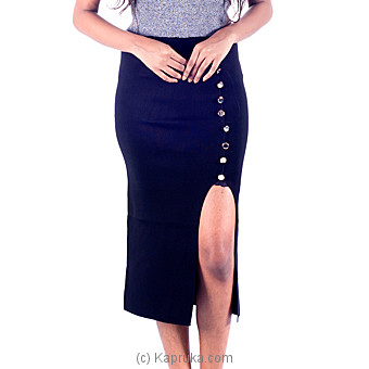 Black Stretch Pencil Skirt at Kapruka Online for specialGifts