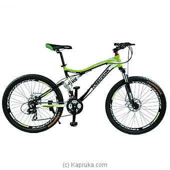 Designer Double Shock Bicycle-26`` at Kapruka Online for specialGifts