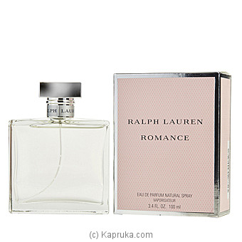 Ralph Lauren Romance Women 100 Ml at Kapruka Online for specialGifts