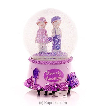 Happy Moments Musical Globe at Kapruka Online for specialGifts