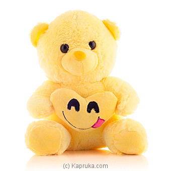 Snugly Bear With Stuck Out Tongue And Tightly Closed Eyes Emoji at Kapruka Online for specialGifts