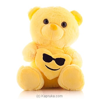 Snugly Bear With Smiling Face With Sunglasses Emoji at Kapruka Online for specialGifts