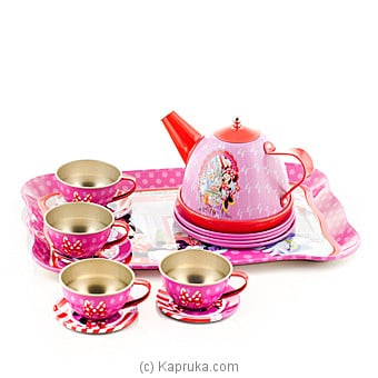 Minnie Mouse Tea Set at Kapruka Online for specialGifts