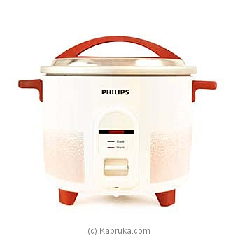 Philips 1 Litre Rice Cooker By Philips at Kapruka Online forspecialGifts