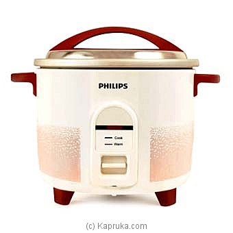 Philips 1.8 Litre Rice Cooker By Philips at Kapruka Online forspecialGifts