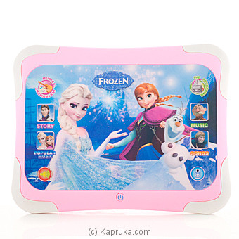 Frozen 3D Tablet at Kapruka Online for specialGifts