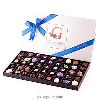 To Our Darling Dad 45 Piece Box(GMC) at Kapruka Online for specialGifts