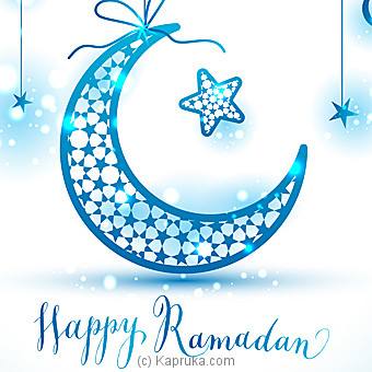 Ramadaan Greeting Card at Kapruka Online for specialGifts
