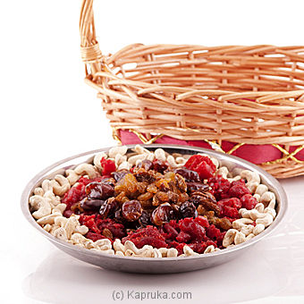 Eid Dry Fruit Platter at Kapruka Online for specialGifts