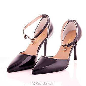 Women`s High Heel- Black at Kapruka Online for specialGifts