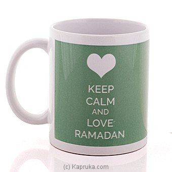 Happy Ramadaan Mug at Kapruka Online for specialGifts