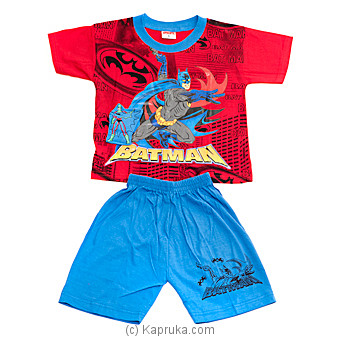 BatMan Kids Suit (6 Month) at Kapruka Online for specialGifts