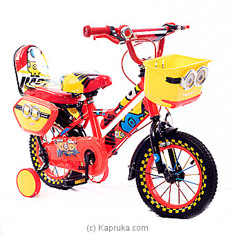 Kids Minion Bicycle at Kapruka Online for specialGifts