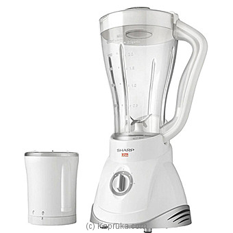Sharp 400 Watts 1.5 Liters Blender EM-125L-W at Kapruka Online for specialGifts