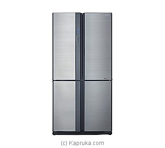 SHARP Double French Fridge (556L) (SJ-VX74E-SL) at Kapruka Online for specialGifts