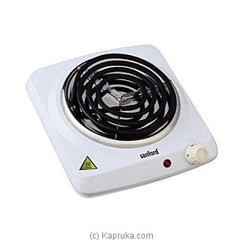 SANFORD HOT PLATE- SINGAL- (SF-5005HP) at Kapruka Online for specialGifts