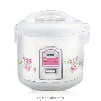 SANFORD 1.8 LTR RICE COOKER SF-2505RC at Kapruka Online for specialGifts